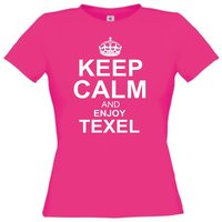 Keep Calm Lady T-shirt