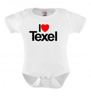 Rompertje I love Texel