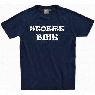 Stoere bink T-shirt
