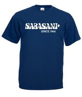 Sarasani T-shirt Since navy