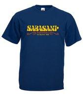 Sarasani T-shirt Festival navy