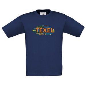 Tekst Texel navy