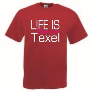 Life op Texel rood